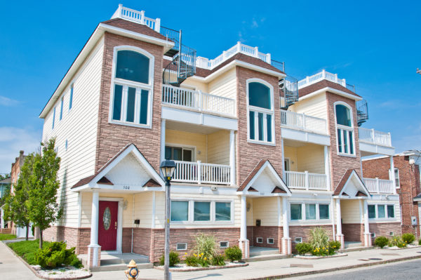 Top End Town Homes, a great Atlantic City Beach House destination